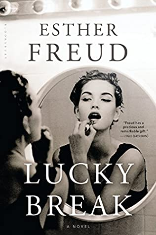 book cover of Lucky Break