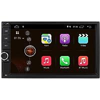 Universele Android 10 navigatie 7 inch 2 Din Radio Ondersteuning WiFi Bluetooth Spiegel Link RDS Stuurbesturing DAB…