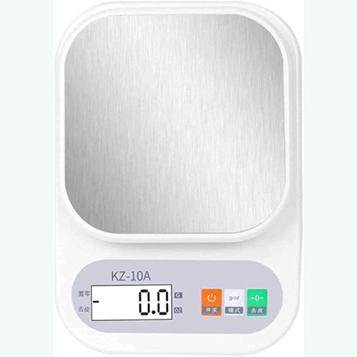 Top 10 Food Scale And Weight Scale
