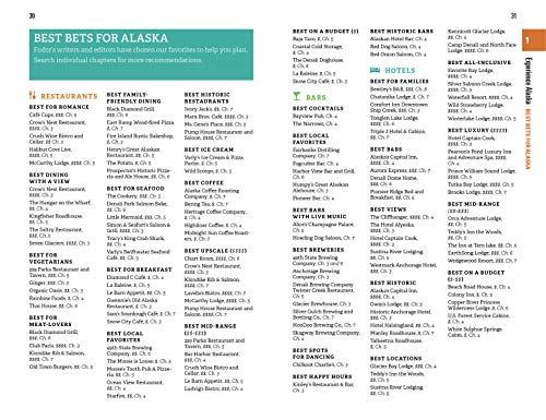 51IS2mTDz9L - Fodor's Alaska (Full-color Travel Guide)