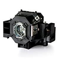 Roccer For ELP-LMP41 -Lamp With Housing For PowerLite S5 / S6 / 77C / 78, EMP-S5, EMP-X5, H283A, HC700, H284B, EMP-X52, EMP-S52, EH-TW420 Projectors