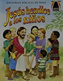 img - for Jesus bendice a los ninos (Arch Books) (Spanish Edition) book / textbook / text book