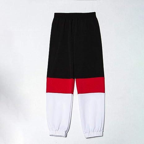 Kai&Guo Pantalones de chándal Pantalones Deportivos Mujer Otoño ...