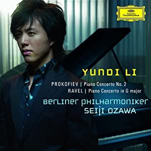 Prokofiev: Piano Concerto No 2; Ravel: Piano Concerto in G Major