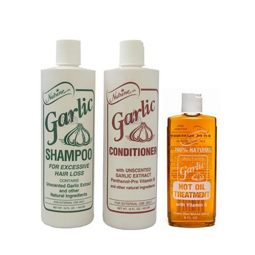 garlic hot oil treatment - 9