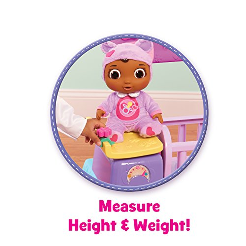 Disney The Doc Is In 4 Piece Doc Mcstuffins Toddler: Disney Doc McStuffins All In One Baby Nursery Set