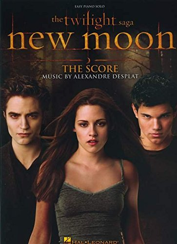 The Twilight Saga - New Moon: The Score: Easy Piano Solo PDF