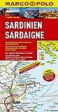 MARCO POLO Karte Sardinien 1:200.000 (MARCO POLO Karten 1:200.000)