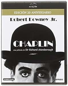 Chaplin - Edición 20 Aniversario [Blu-ray]