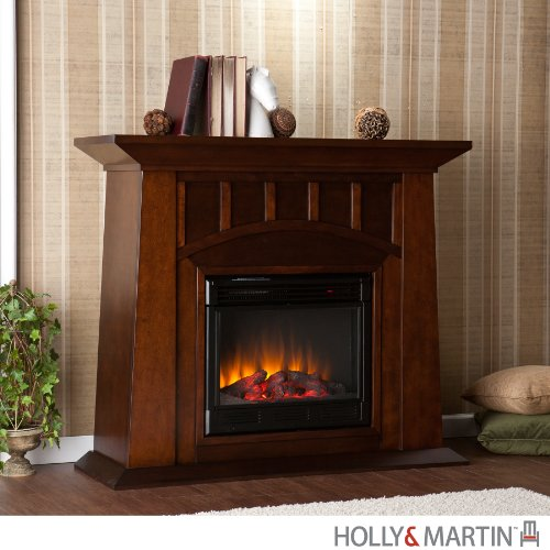 Laslo Electric Fireplace