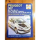 Peugeot 307 Essence ET Diesel (01 - 04)