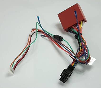 Amazon Com Wiring Harness Compatible With 2001 2015 Mazda Vehicles Direct Wire To Fit Pioneer Headunits Easy Install 70 7903 Car Electronics