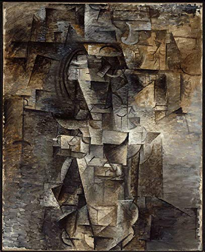 Pablo Picasso Portrait of a Woman 1910 Museum of Fine Arts Boston 30