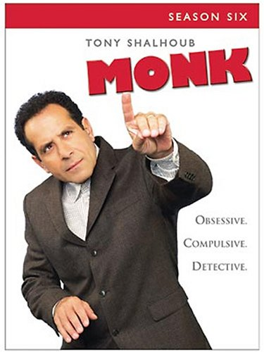 Monk - Season Six by Universal Studios Home Entertainment