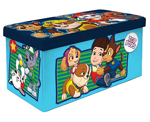 Nickelodeon Paw Potrol Storage Trunk by Nickelodeon