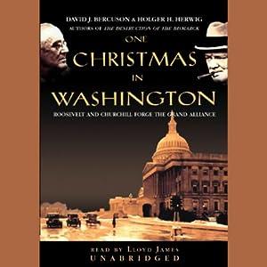 One Christmas in Washington Audiobook