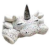 Frolics Plush Unicorn Rainbow Sparkle Hearts Kid's Collection Sleeping Bag