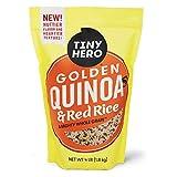 Tiny Hero Golden Quinoa & Red Rice, 4 Pound