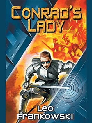 book cover of The Lord Conrad\'s Lady