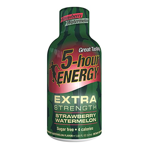 5 Hour Energy Nutritional Beverage, 6 Count 51ISB7SMfnL