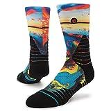 Stance Blender Fusion Crew Basketball Socks - X-Large (13-16)