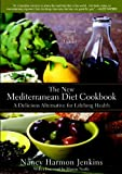 Book cover image for The New Mediterranean Diet Cookbook: A Delicious Alternative for Lifelong Health
