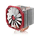 Raijintek EREBROSS CPU Air Cooler, Red