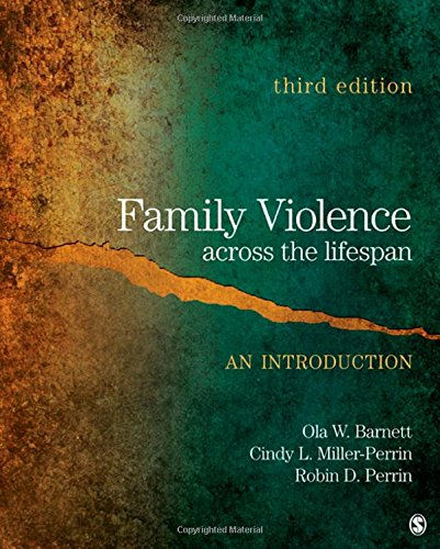 1412981786 - Family Violence Across the Lifespan: An Introduction