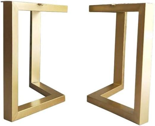 Patas de mesa de comedor, patas de mesa de estilo rústico de ...