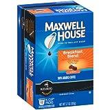 Maxwell House Breakfast Blend Coffee , Single Serve Keurig K-Cup (24 ct)