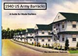 img - for 1940 US Army Barracks book / textbook / text book