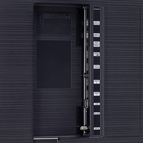 SAMSUNG 65-inch Class QLED Q80T Series - 4K UHD  Direct Full Array 12X Quantum HDR 12X  Smart TV with Alexa Built-in (QN65Q80TAFXZA, 2020 Model)
