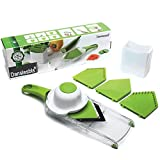 Danslesbls Mandoline Slicer for Vegetables - Onion Slicer and...