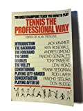 How to Play Tennis the Professional Way, , 0671212281