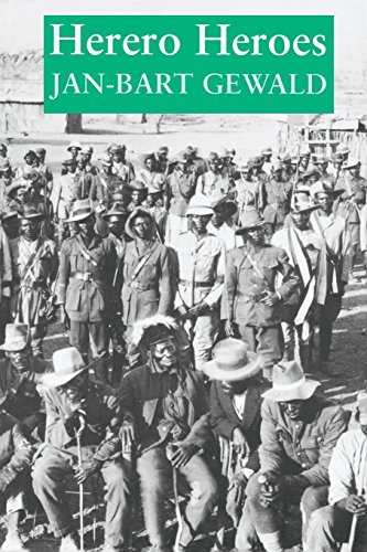 Herero Heroes: Socio-Political History Of Herero Of Namibia,