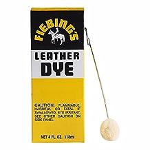 Fiebing's Leather Dye, Light Blue, 4 oz.