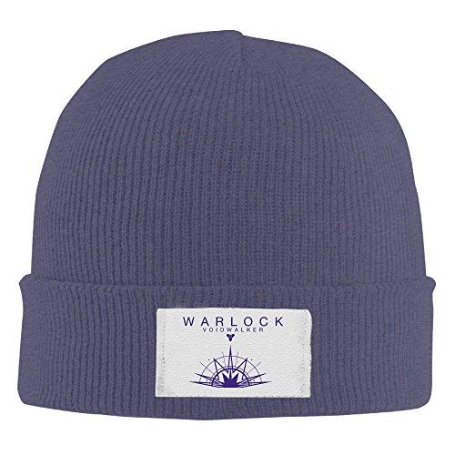 Amone Destiny Plan Warloce Winter Knitting Wool Warm Hat - Hilary Sunglasses Duff