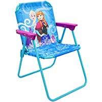 Frozen Northern Lights Patio Chair