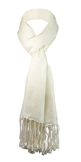 7e9f6692c7a83 Macys New Ivory Lightweight Oversized Pashmina Msrp $24.99 at Amazon ...