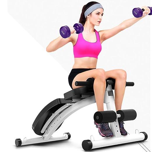 HECHEN Inicio Deportes Equipo De Fitness-Sit-Up Junta Multi-Función De Banco con Mancuernas-Junta Abdominal Junta Abdominal Silla De Fitness: Amazon.es: ...