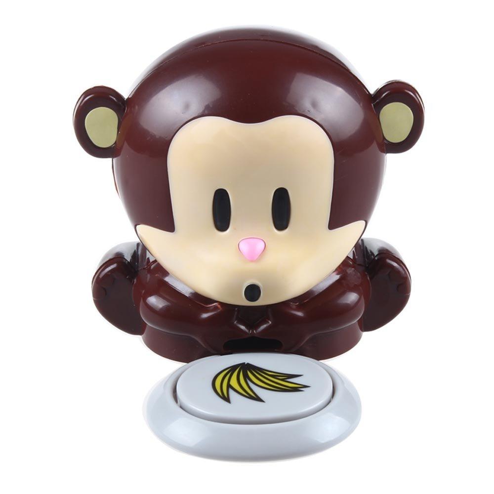 Accmart(TM) Lovely Cute Monkey Shape Nail Art Nail Polish Blower Dryer Nail Tools