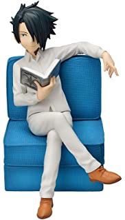 Sega Promise Neverland Mega Jumbo Nesoberi Peluche Norman Japon Officiel