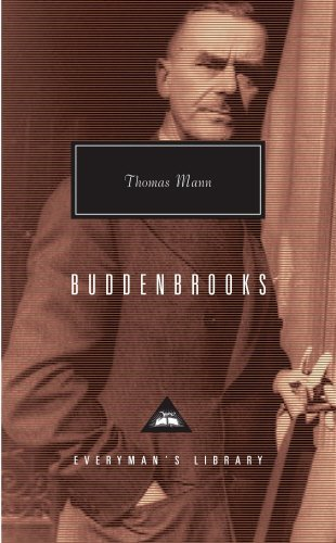Buddenbrooks: The Decline of a Family (Everyman's Library Classics) by Thomas Mann (15-Sep-1994) Hardcover (Online Store Männer)