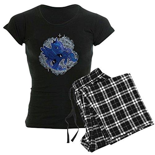 CafePress My Little Pony Princess Luna Womens Novelty Cotton Pajama Set, Comfortable PJ Sleepwear]()