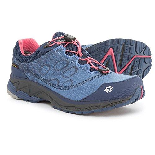 (ジャックウルフスキン) Jack Wolfskin レディース ランニング?ウォーキング シューズ?靴 Low Trail Running Shoes - Waterproof [並行輸入品]