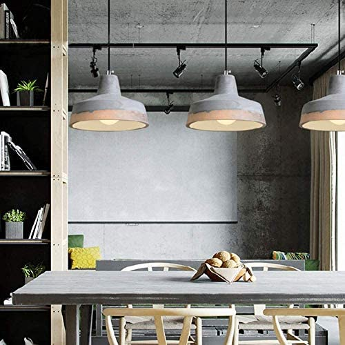 Concrete pendant lights _image2