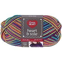 Red Heart & Sole Yarn, Jellybeans