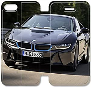 Screen Protection Phone Cases Bmw-15 iPhone 6/6S 4.7 Inch Leather Flip Case