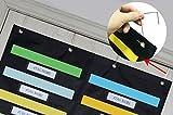 Godery Door Hanging File Organizer/Folder Pocket