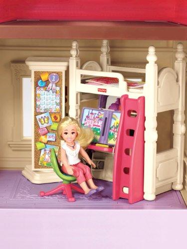 fisher price loving family kid 39 s bedroom set desertcart